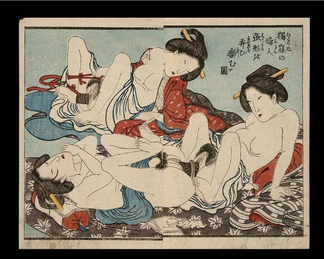 YShunga: Japon Erotik Sanatı