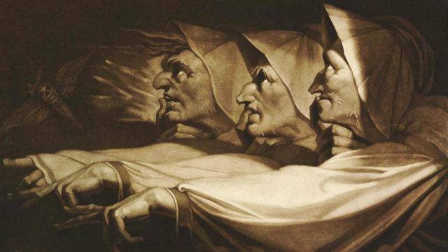 YOrta Çağ'da cadılığın gelişimi