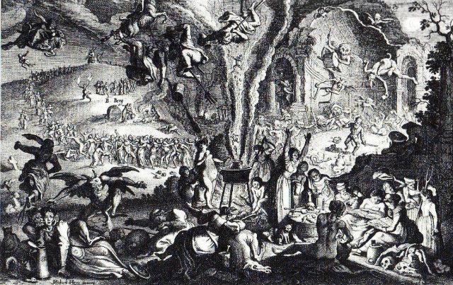 YCaliban ve Cadı Tohumları