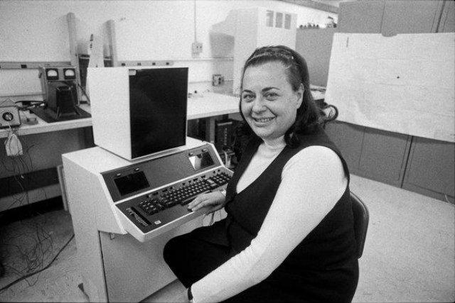 Y50 yıl önce ilk Kelime İşlemcisini yaratan Evelyn Berezin 93 Yaşında Vefat Etti