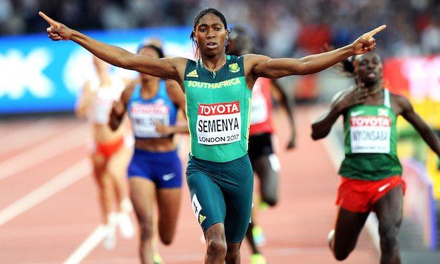 YMichael Phelps'i Genetik Farklılıkları için Kutladık, Caster Semenya'yı Neden Cezalandırıyoruz?