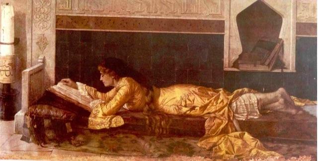 YBu İmgeler Ne Kadar Gerçek?: Osman Hamdi'nin Tablolarında Kadın Figürleri