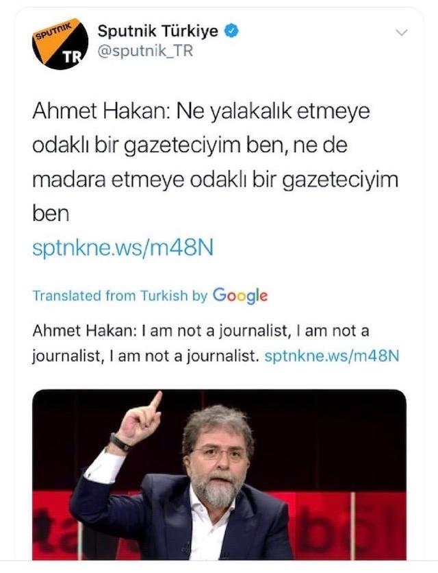 YGoogle Translate'in 12'den Vurduğu…