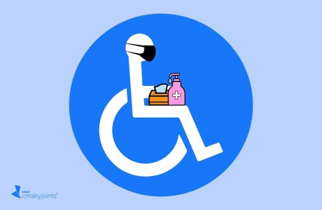 """Y""""Sizi Sakatlar Kurtaracak"""": Engelli Hakları Aktivistinden Koronavirüse Dair Önemli bir Mesaj"""