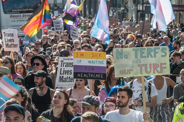 YTrans Haklarını Korku, Manipülasyon ve Nefret Üçgeninden Çıkarmak İçin Bir Adım