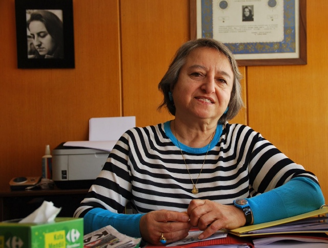 """YFeminist Lawyer Canan Arın: """"Istanbul Convention is the human rights convention of women."""""""