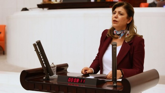 """YMP Meral Danış Beştaş: """"There is a lot of work we can do, and we, after all, are the half of this country"""""""
