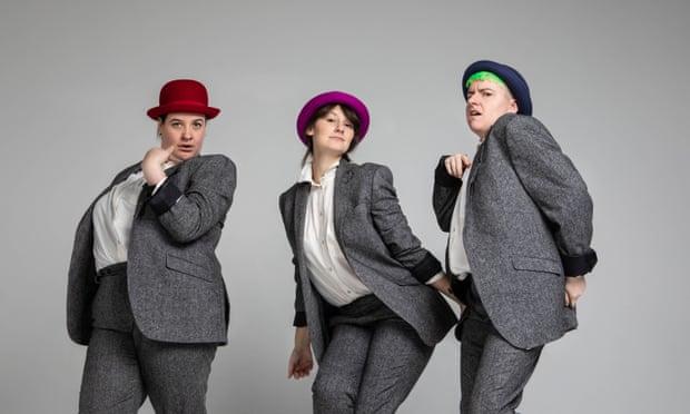 YGodot'yu Beklemezken: Yeni Bir Gösteri Beckett'in Kadınlara Getirdiği Yasak Üzerine Eğiliyor