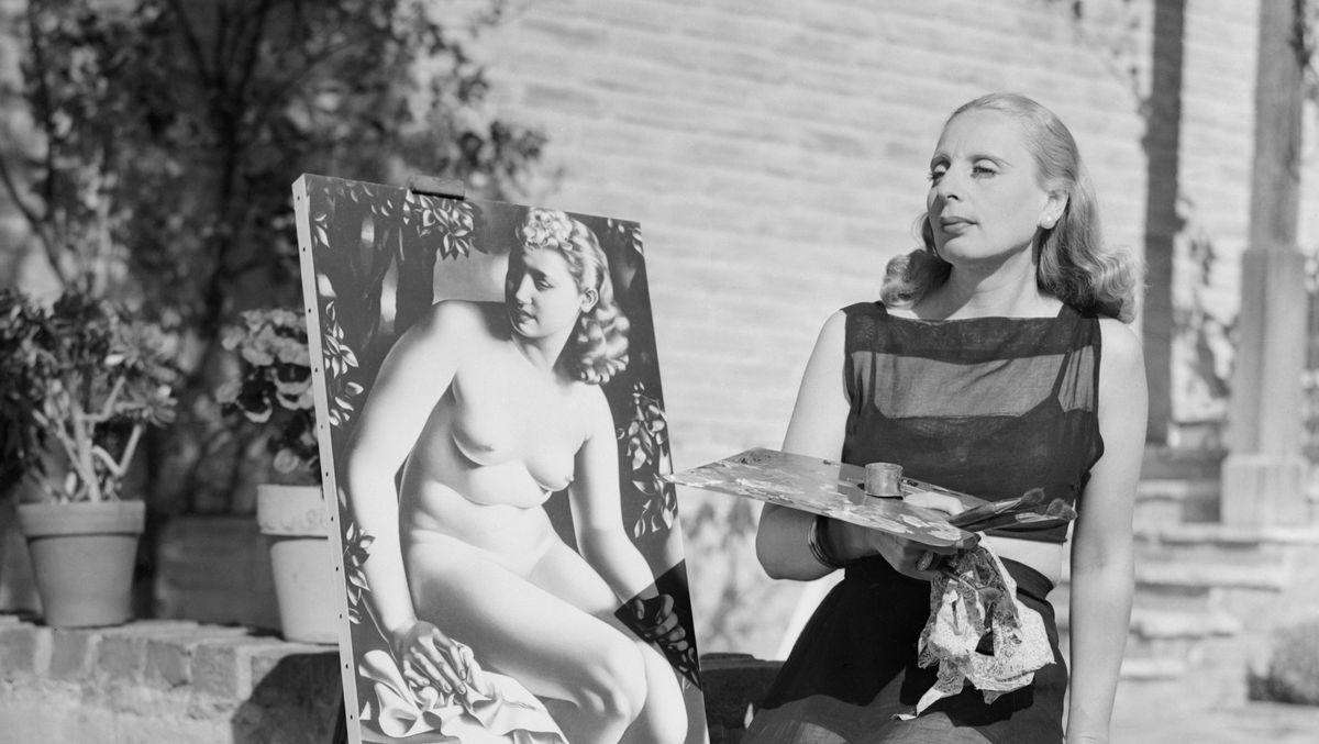 YTamara de Lempicka Resimlerinin Karanlık İhtişamı