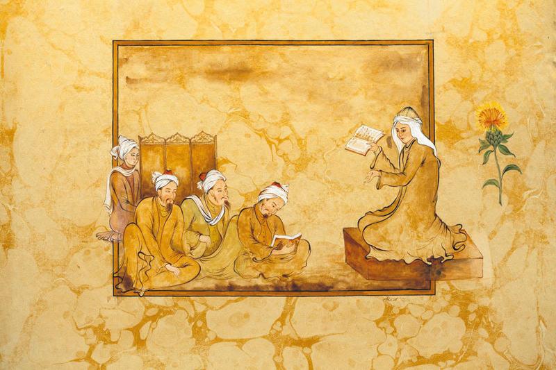 YKutsal Mekanda Kadınlar V: O Eski Saflardan Eser Yok Şimdi