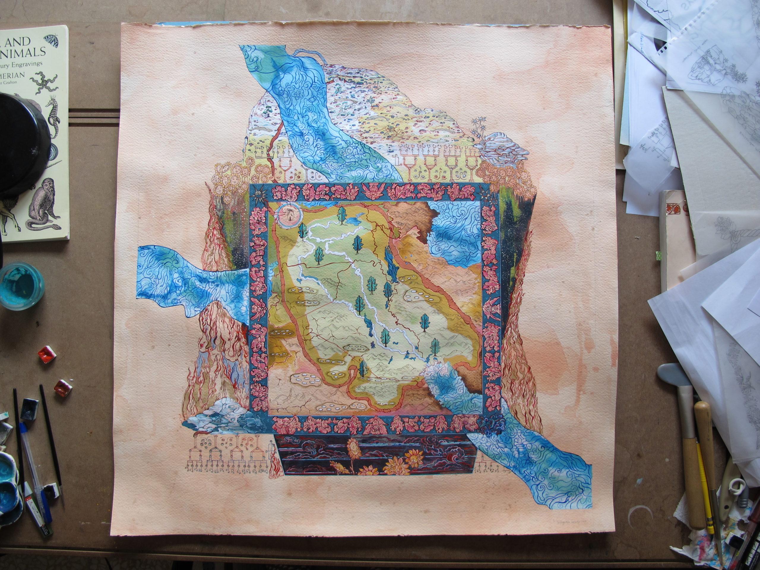 Bir Marul, İki Lahana: Bilginin Haritasını İstiflemek