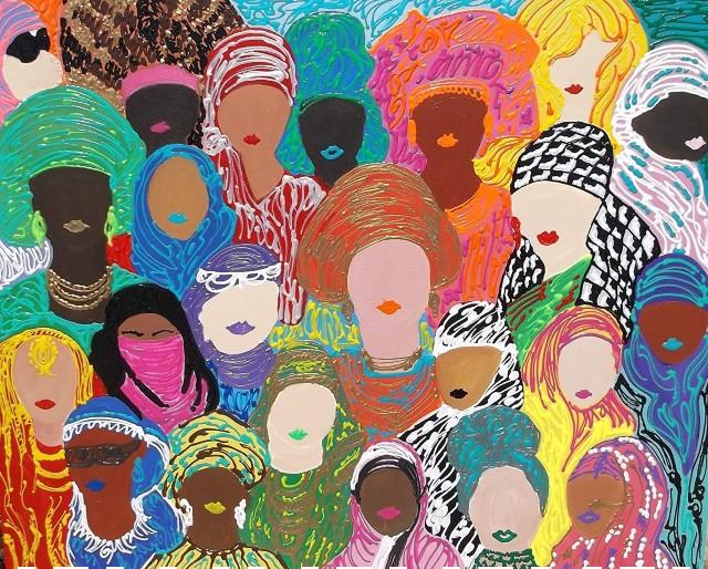 YKutsal Mekanda Kadınlar VI: Kendine Ait Bir Cami