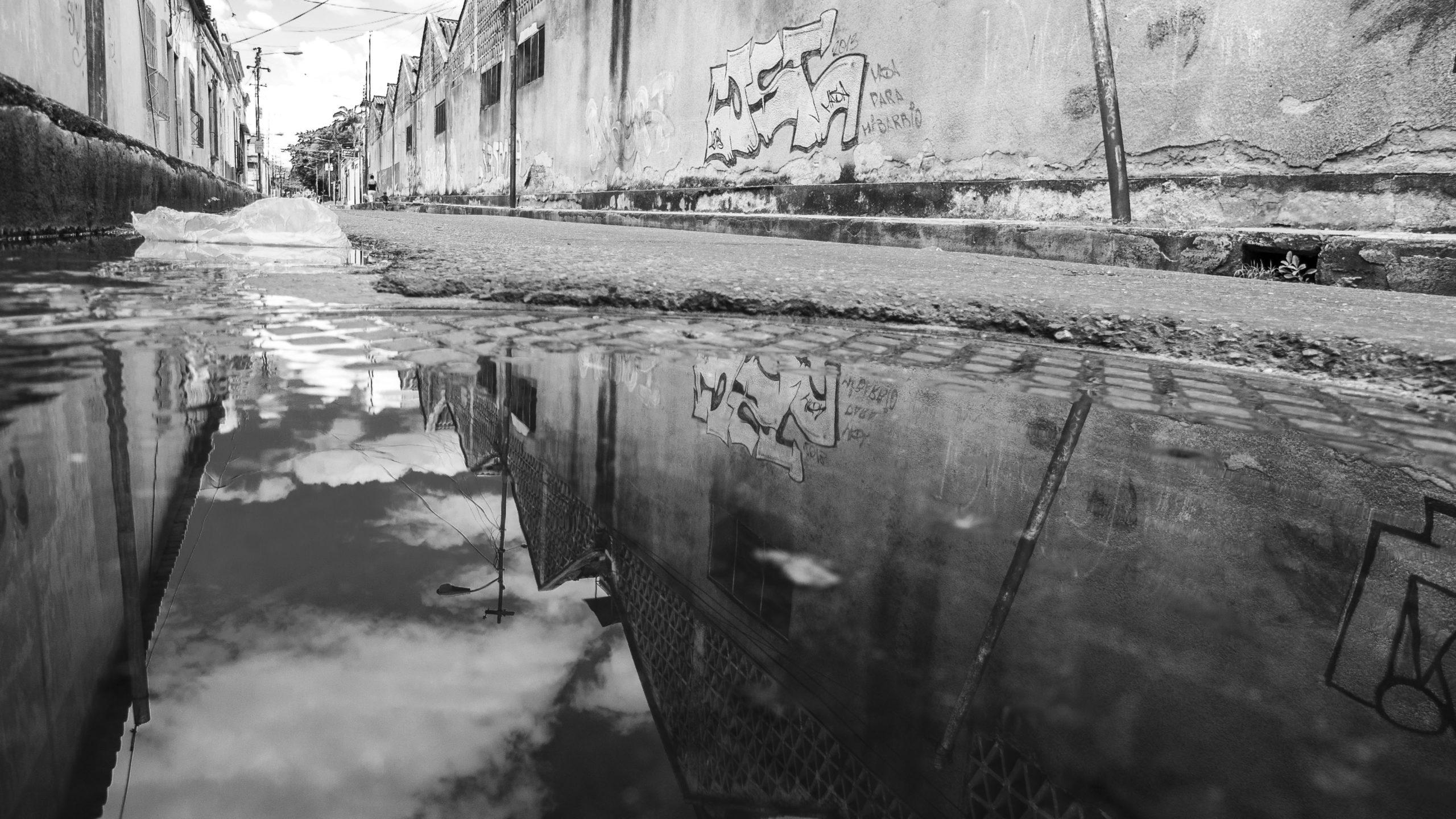 YBüyük Yuva* – Çöken bir kentte yaşam patikaları: Venezuela'nın Valencia'sı