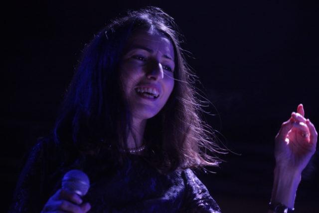 YAyşenur Kolivar ile Karadeniz Müziği Ve Kadın Hikâyeleri Üzerine