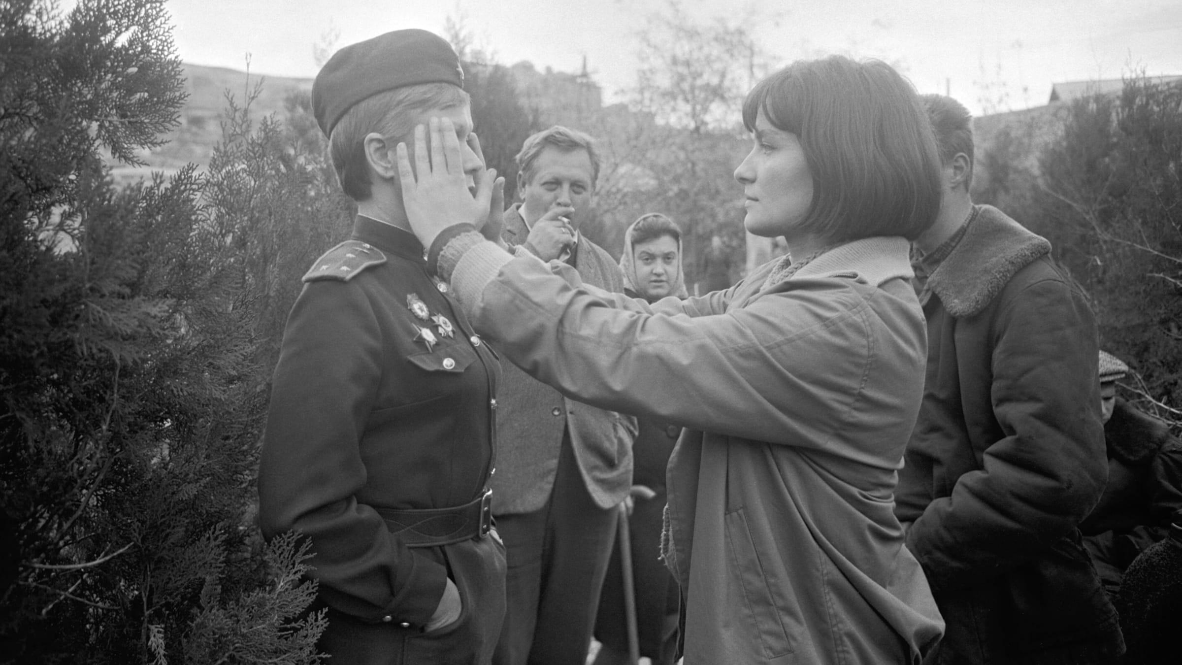 YLarisa Shepitko, Hakikat Arayışı ve Mirası Savaş-Karşıtı Filmler